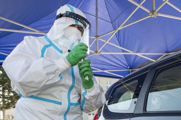 Ucrania suma 40.008 casos de COVID-19 tras confirmarse 994 nuevos contagios