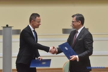 Międzyrządowa komisja ukraińsko-węgierska odblokowała szereg wspólnych projektów