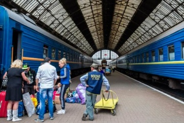 Passenger traffic in Ukraine decreased by 2.2 times – State Statistics Service