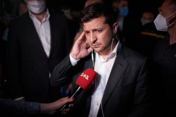 ゼレンシキー大統領、ルーツィクのバスジャック犯とのやりとりを説明