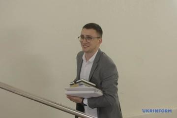 Апеляційний суд відмовився арештовувати нападника на Стерненка