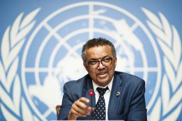 Tedros Adhanom Ghebreyesus : « La plus grande menace en Europe maintenant est la complaisance »