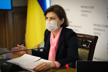 Venediktova meets with representatives of ACC in Ukraine