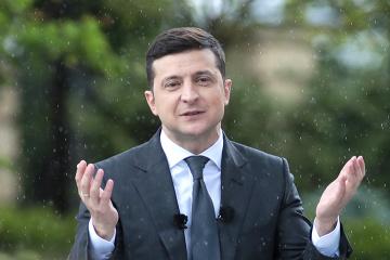 Zelensky: La parte ucraniana hace su mejor esfuerzo para celebrar la reunión de asesores del Cuarteto de Normandía