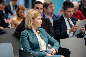 Vice PM Stefanishyna to pay visit to Brussels on July 7-8