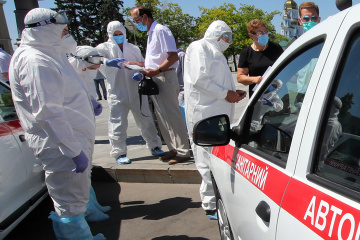 Ucrania informa de 2.836 nuevos casos de coronavirus en las últimas 24 horas