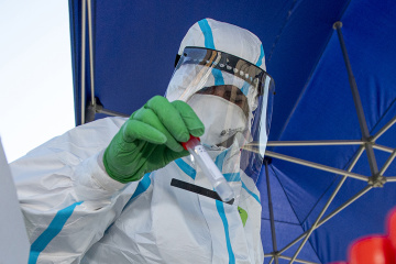 Salud comunica 2.481 nuevos casos de coronavirus