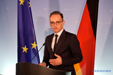 German foreign minister notes difficult negotiations in Normandy format