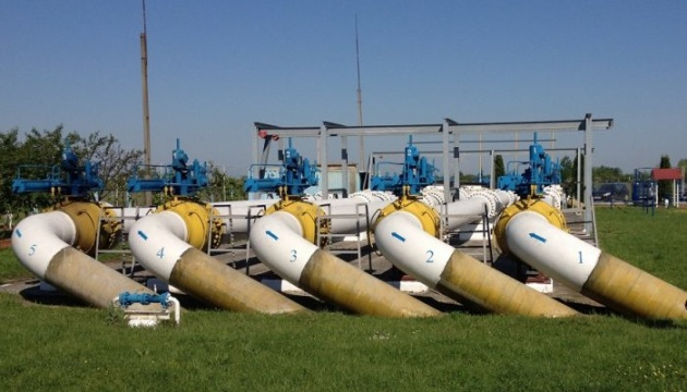 Транзит газу цьогоріч скоротився на 46%