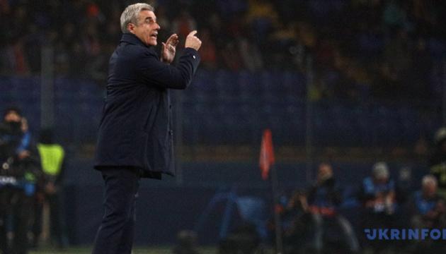 Schachtar-Trainer Castro nach Niederlage gegen Borussia Mönchengladbach: Differenz von vier Toren war ungerecht