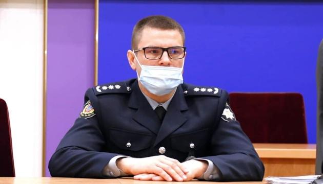 У Вінниці представили нового керівника обласної поліції