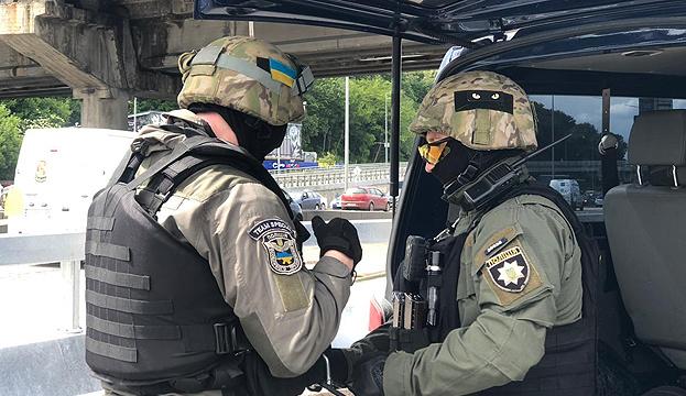 Полиция сообщила о ликвидации