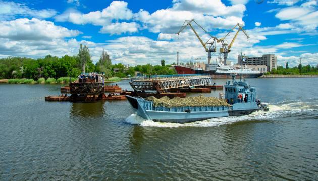 Завершили капремонт єдиного десантного катера ВМС України