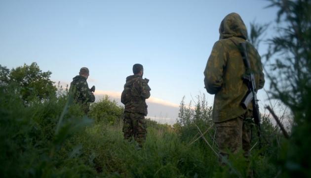 Donbass: Besatzer brechen Waffenruhe bei Kamjanka, ein Granatwerfer kam zum Einsatz