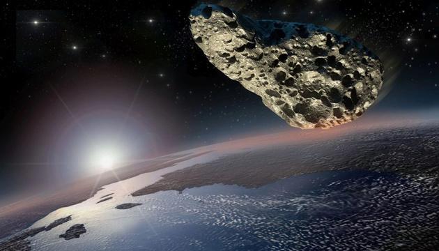 Рекордно близко к Земле пролетел астероид