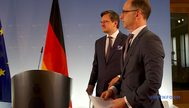 Kuleba: Germany's refusal to supply arms to Ukraine is political decision