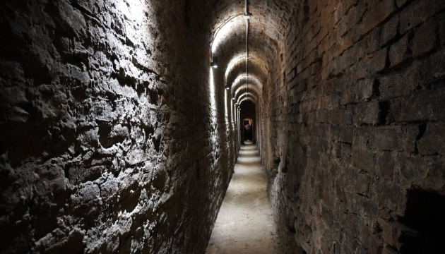 Підземний Луцьк стане доступним для туристів восени
