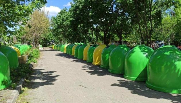 Сортировка мусора: столица купила тысячу новых контейнеров