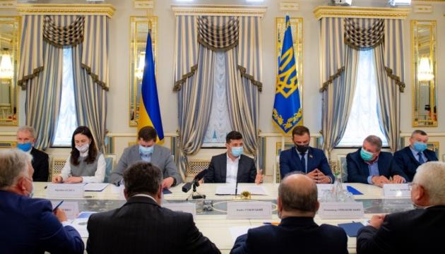 Зеленський: В Україні - кадровий голод, проблему має вирішувати вища освіта