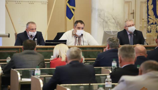 Львівські депутати закликають переглянути перспективний план формування тергромад