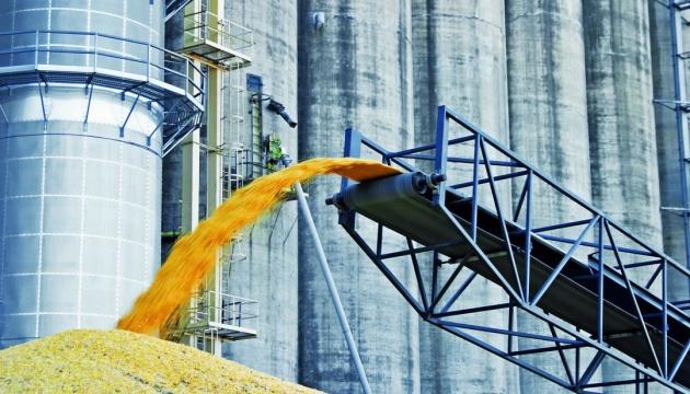 ДПЗКУ прийняла на зберігання понад 200 тисяч тонн зерна