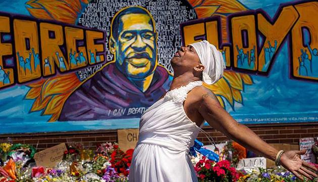 Байден: Смерть Флойда изменила мир