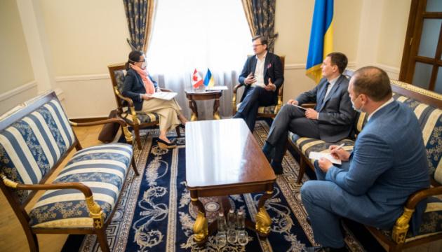 МЗС чекає на оціночну місію з Канади щодо готовності України до візової лібералізації - Кулеба