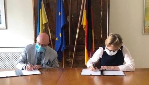 Німеччина дає Україні €25,5 мільйона на житло для переселенців