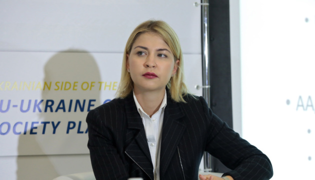 Ukraine to join two green deal alliances in near future – Stefanishyna