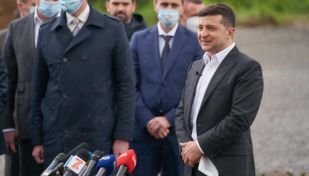Зеленський анонсував презентацію проєктів у областях для приваблення туристів