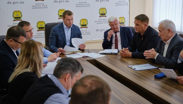 Донецька ОДА підготувала пропозиції щодо відновлення роботи шахт ДТЕК