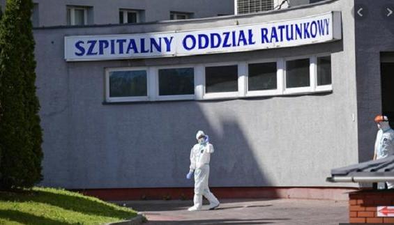 У Польщі кількість інфікованих коронавірусом перевищила 25,6 тисячі