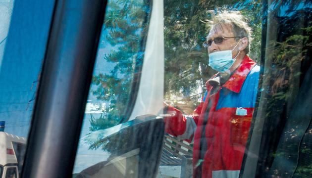 In Ukraine 2.884 neue Coronavirus-Fälle binnen des Tages