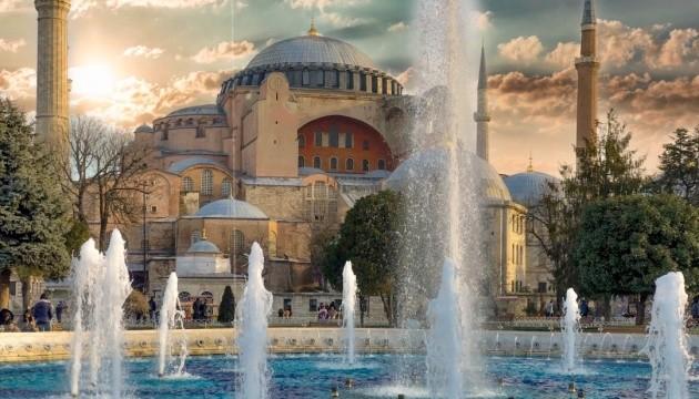 Свята Софія: мудрість віків у самому серці Стамбула