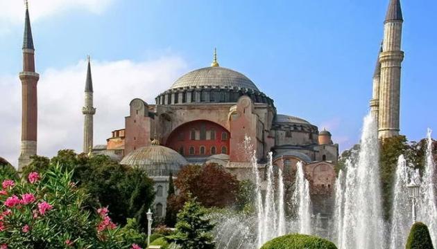 Турецький собор Святої Софії може стати мечеттю - за питання взявся Ердоган