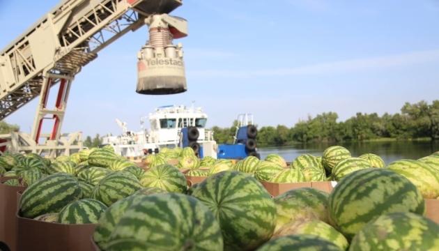 Грузоперевозки речным транспортом уменьшились на 11,7% - Госстат