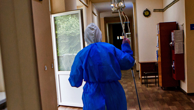 Ukraine records 2,582 new coronavirus cases