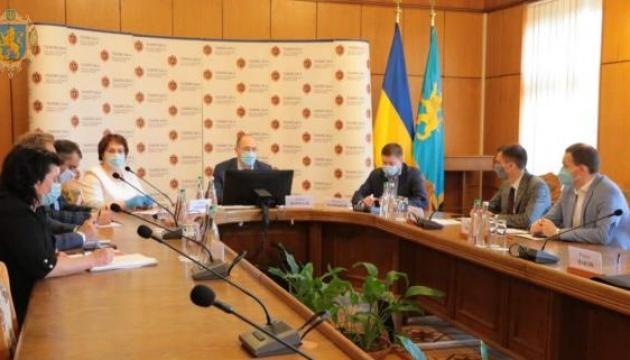 Антирекорд Covid-19 на Львівщині: Шмигаль хоче запустити пулінг-тестування