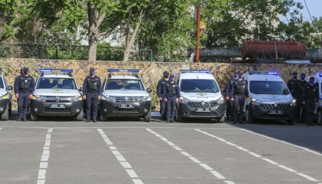 Нацгвардія та поліція взяли під посилену охорону курорти Одещини