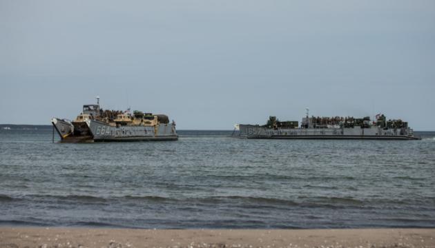 В Балтийском море стартовали военные учения НАТО с участием 19 стран