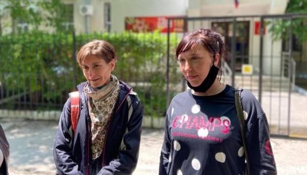 Родині кримського активіста Приходька відмовили у побаченні