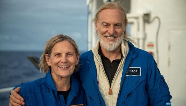 Від вершин до глибин: колишня астронавтка NASA спустилася на дно Маріанської западини