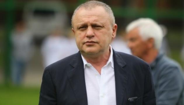 Ігор Суркіс про тренера