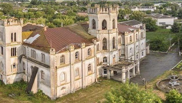 Житомирщина: туристична мапа