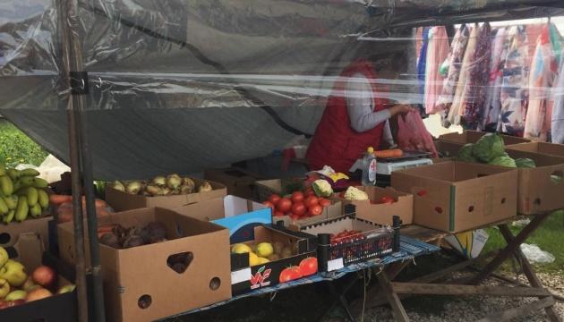 На рынках Тернопольской области зафиксировали нарушения санитарных требований