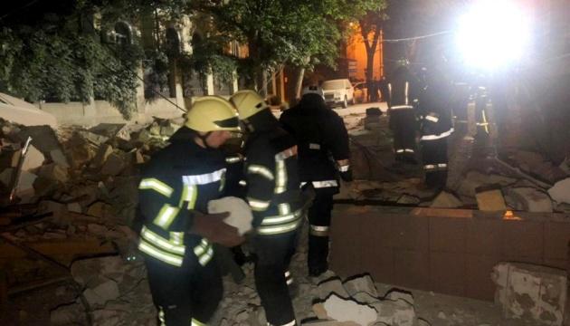 Труханов назвал возможные причины последних обвалов домов в Одессе