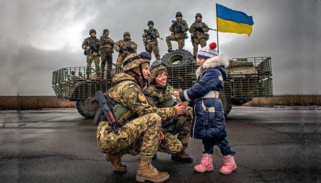 Ключевое условие мира – возврат Украине контроля над границей и выведение российских войск из Донбасса