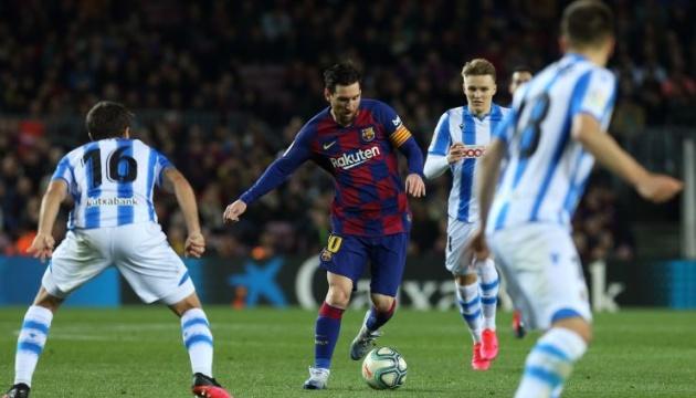 Іспанія відновлює футбольний чемпіонат
