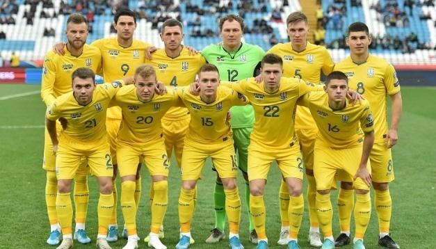 Збірна України з футболу зберегла 24 місце рейтингу ФІФА