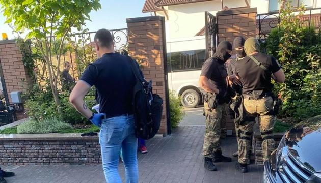 Обшук у будинку, який орендує Омелян, пройшов у справі убивства журналіста Сергієнка - ДБР